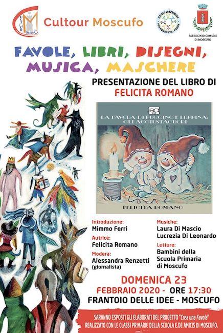 libro romano 23 febbraio 2020
