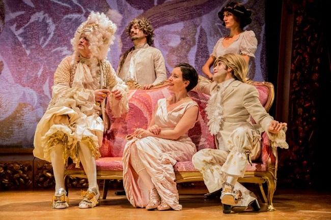 """A Sulmona e Orsogna va in scena """"Il Misantropo"""" di Molière"""