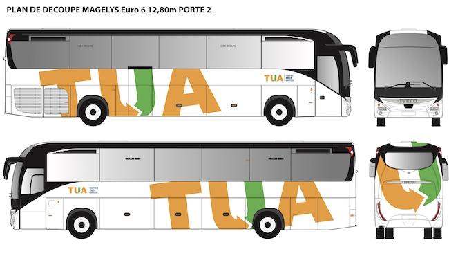 nuovi autobus l'aquila - roma-tua