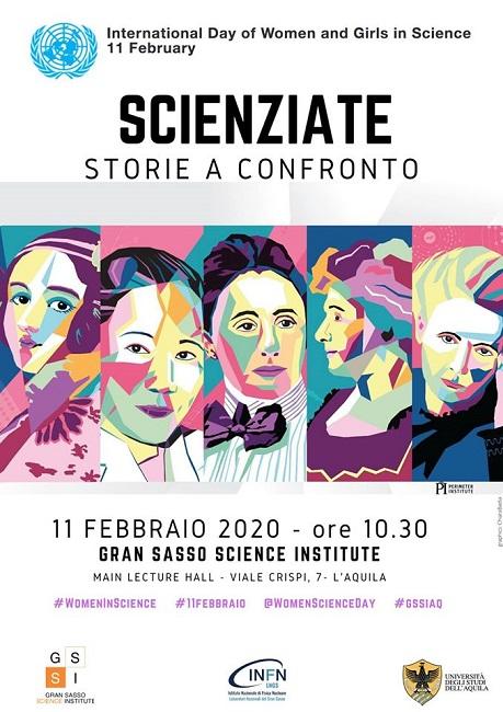 L'Aquila città di scienziate: al GSSI la giornata ONU delle donne nella scienza
