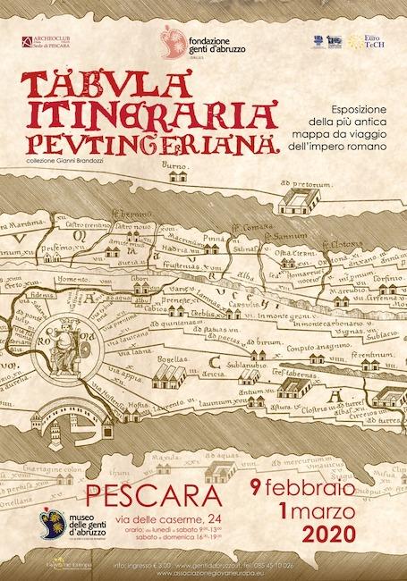 tabula itineraria peutingeriana