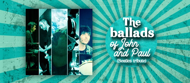 the ballads of john and paul