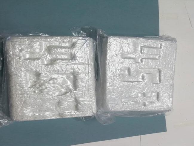vasto cocaina sequestrata