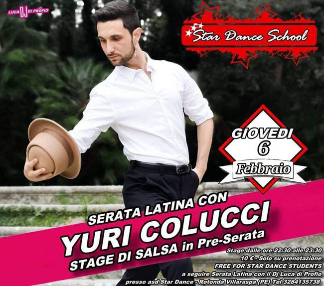 yuri colucci mambo latin 6 febbraio 2020