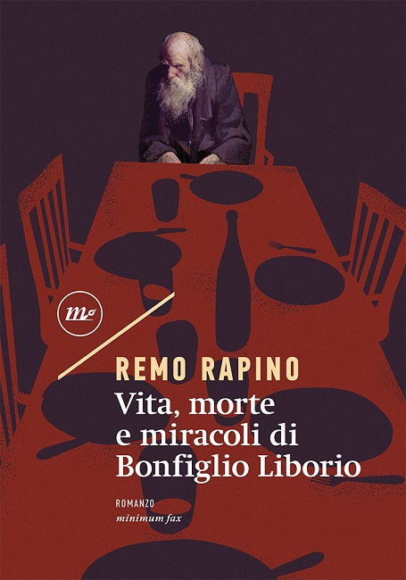 Remo Rapino tra i finalisti della 74° edizione del Premio Strega