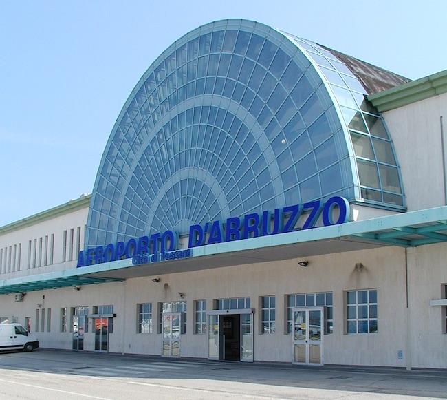 aeroporto d'abruzzo pescara