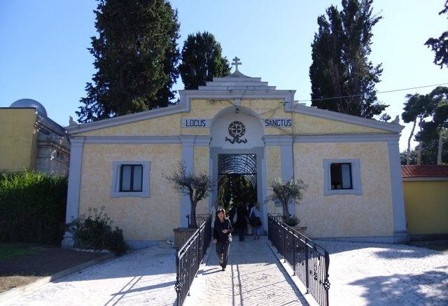 cimitero montesilvano