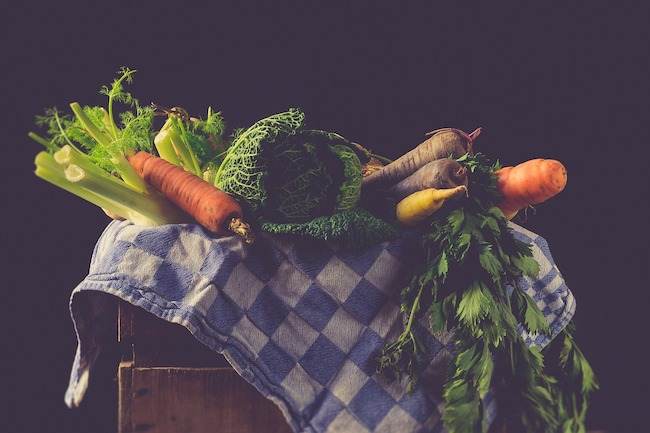 ortaggi insalata verdura