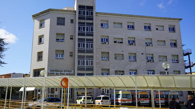 ospedale civile San Pio Vasto