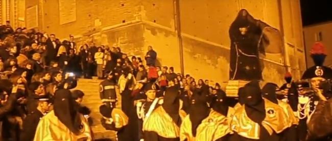 Processione Venerdì Santo a Chieti