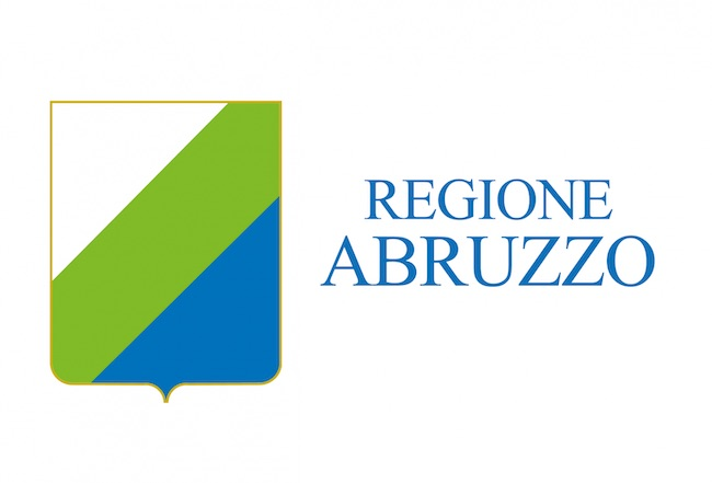 regione abruzzo logo orizzontale