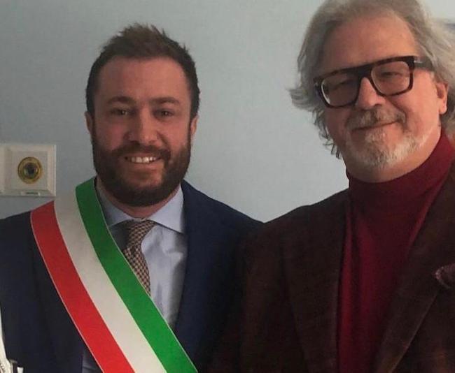 sindaco jwan costantini direttore generale ff maurizio di giosia