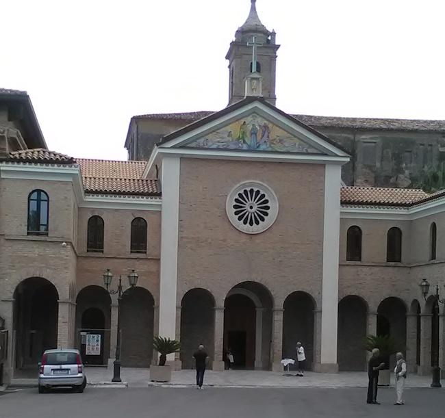 Giulianova Santuario Madonna dello Splendore