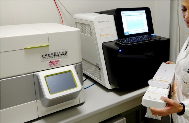 nextgeneration sequencing