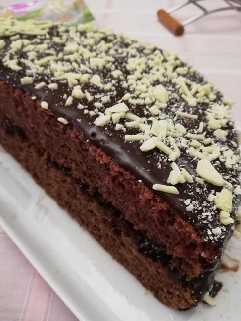 torta alla ratafia
