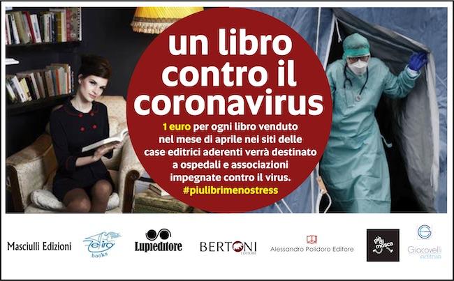 un libro contro coronavirus