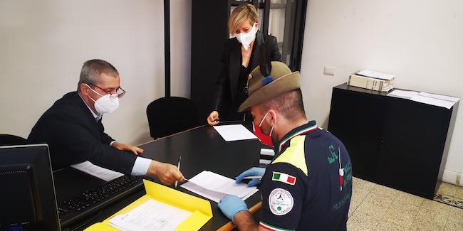 accordo protezione civile sulmona