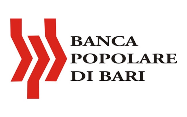 banca popolare bari logo