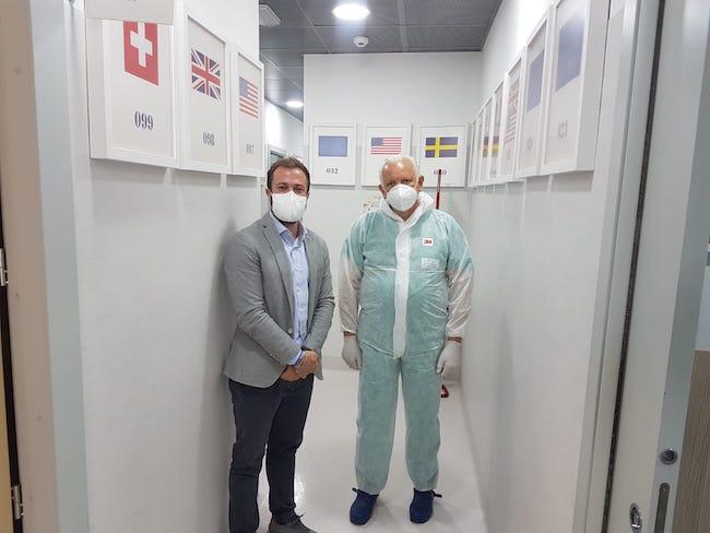 costantini visita centro medico d'archivio giulianova