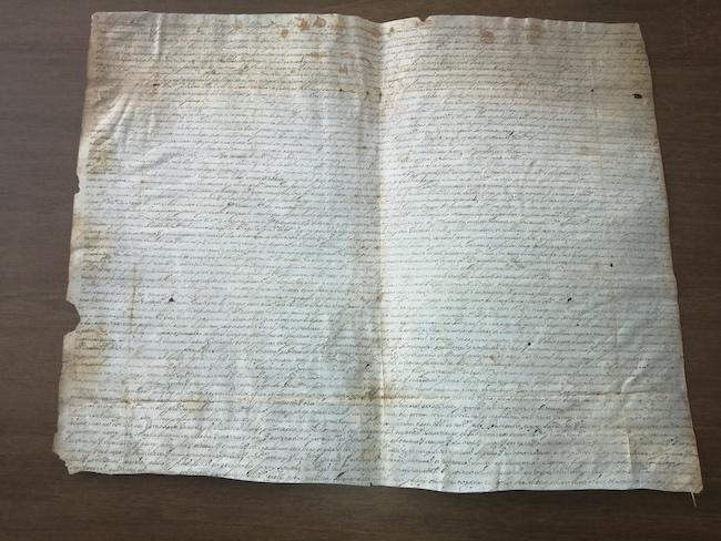 notaio amico antonio casale di loreto 1691 febbraio