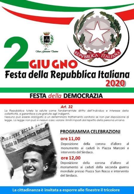 San Giovanni Teatino 2 giugno 2020
