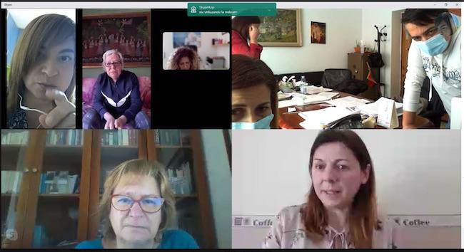 videoconferenza san donato
