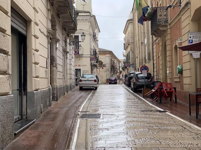 centro storico città sant'angelo