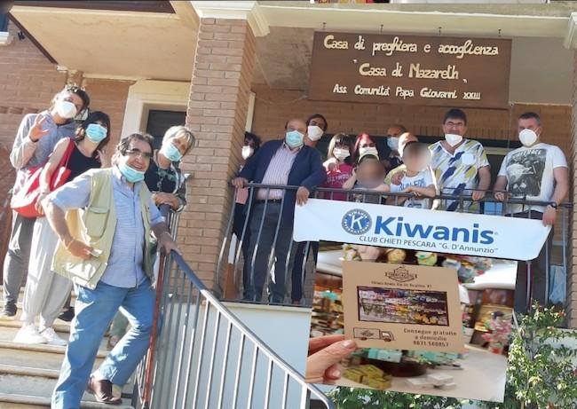 donazione kiwanis