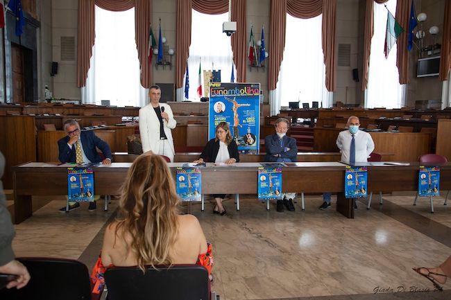 Funambolika 2020 a Pescara