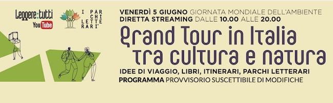 grand tour in italia 2020
