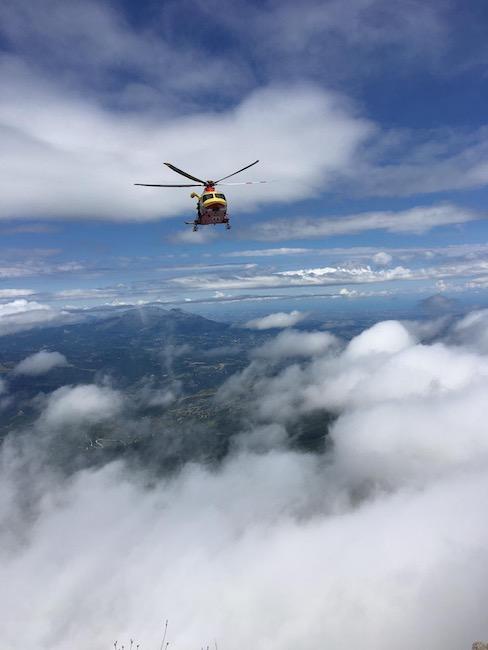 elicottero cnsas