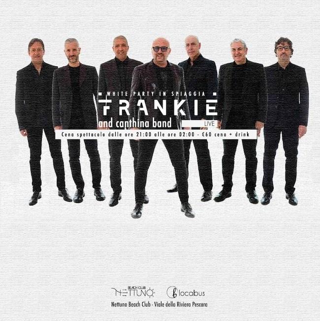 frankie nettuno 24 luglio 2020