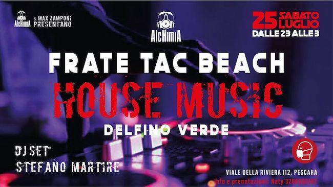 house music delfino verde 25 luglio 2020