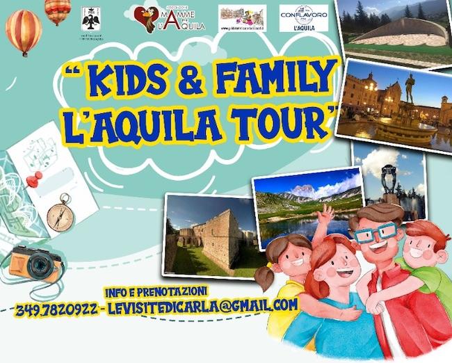 Kids & Family L'AquilaTour