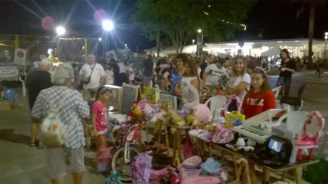 mercatino montesilvano