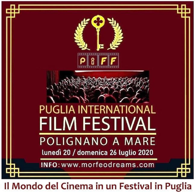 PiFF-Puglia international Film Festival 2020