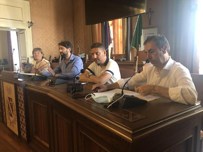 riunione tecnica dirigenti provincia