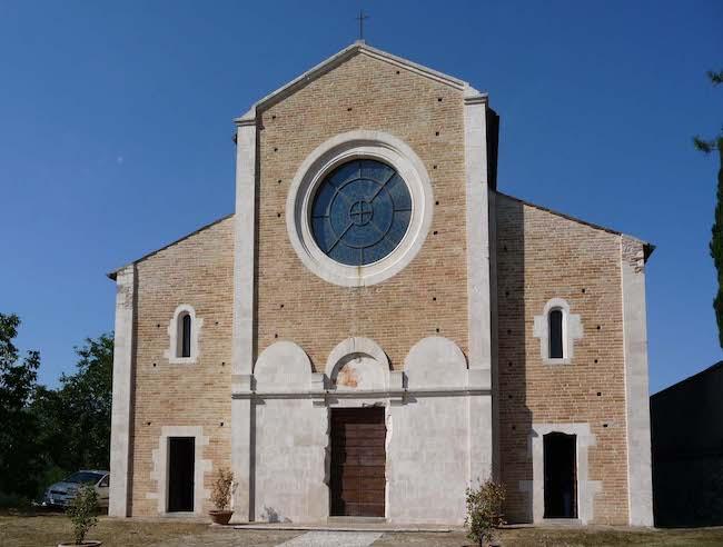 chiesa santa maria ronzano