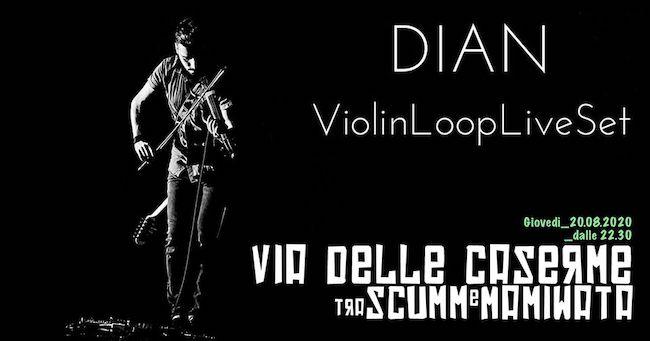 dian violin 20 agosto 2020