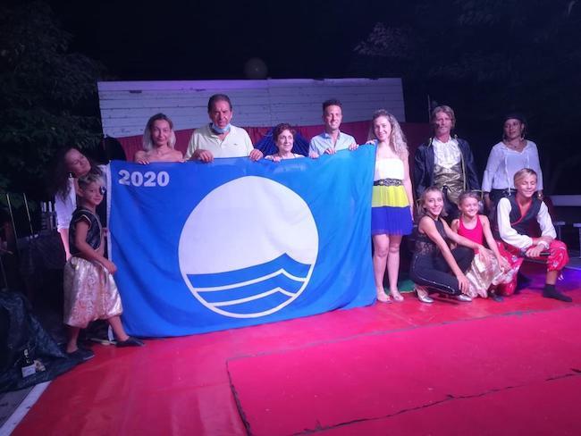 festa bandiera blu fossacesia