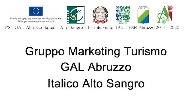 gmt gruppo marketing turismo gal Abruzzo