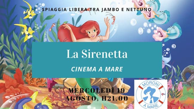 la sirenetta film 19 agosto 2020