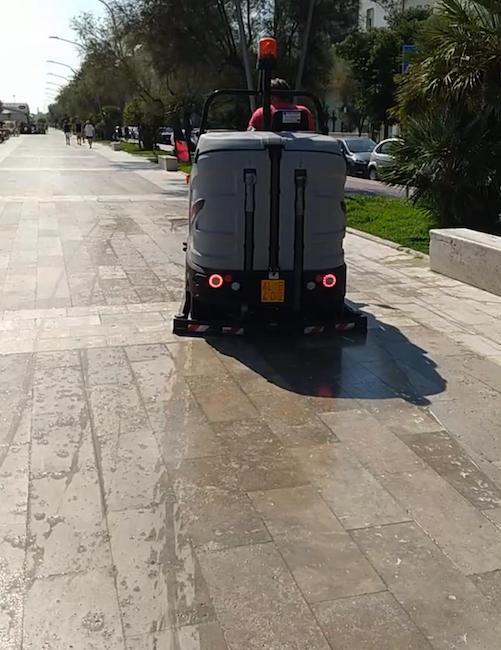 lavaggio riviera