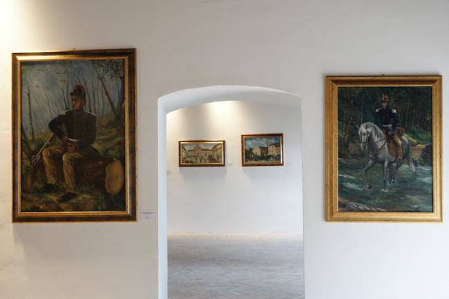 mostra Renato Coccia