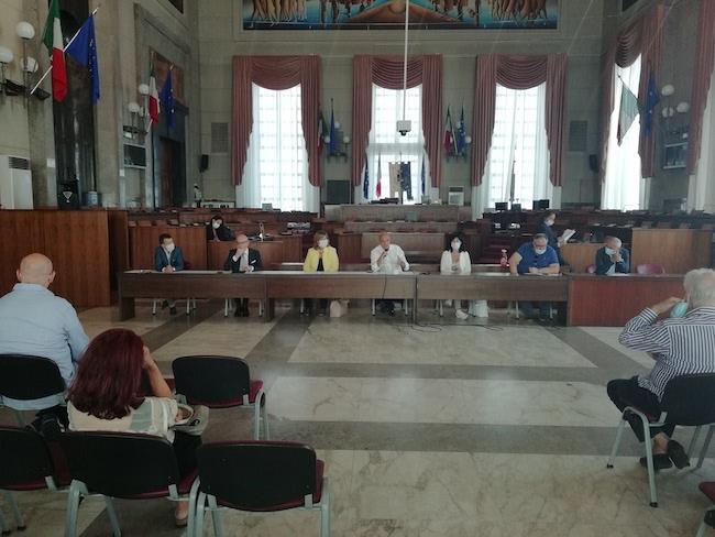 Riunione Comitato Ristretto Sindaci ASL Pescara