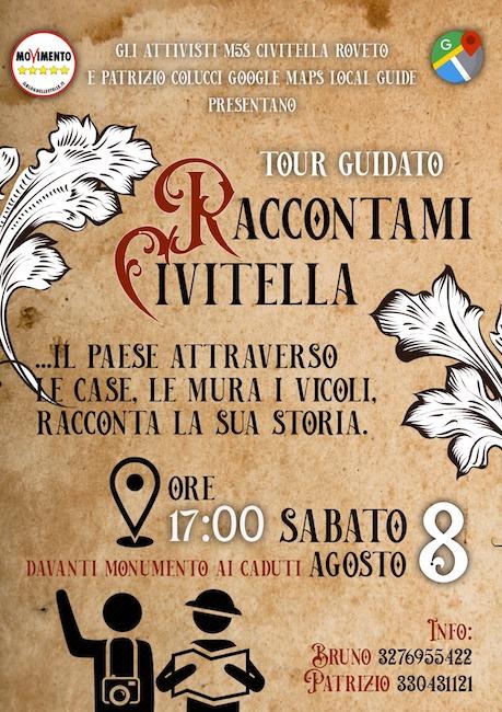 tour civitella