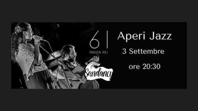 aperi jazz 3 settembre 2020