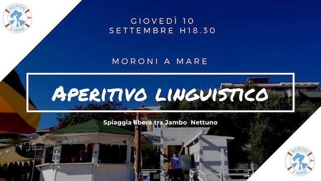 aperitivo linguistico 10 settembre 2020