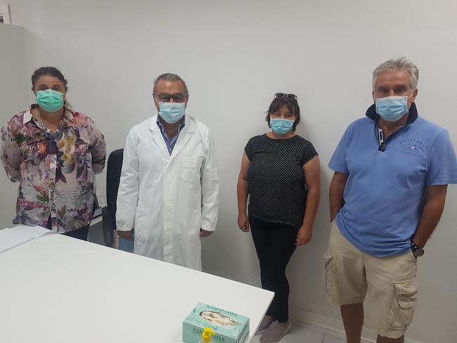donazione mammografo colibri giulianova
