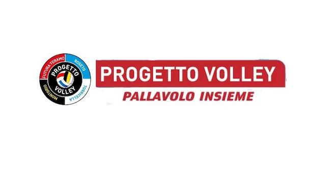 logo progetto volley teramo